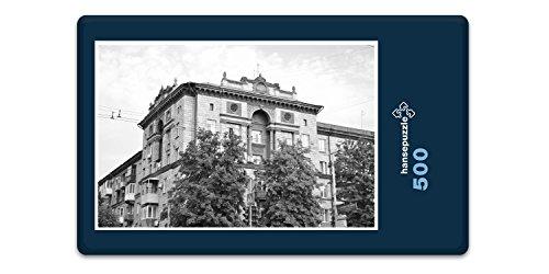 Preisvergleich Produktbild hansepuzzle 11263 Orte - Kiew, 500 Teile in hochwertiger Kartonbox, Puzzle-Teile in wiederverschliessbarem Beutel