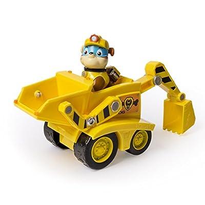Paw Patrol - Rubble's Dump Truck de Paw Patrol