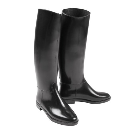 WALDHAUSEN PVC Stiefel, schwarz, 42 Black