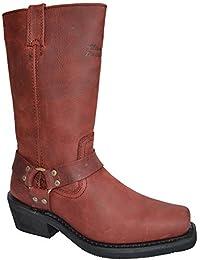 HARLEY DAVIDSON Chaussures - Bottes HUSTIN - cajun