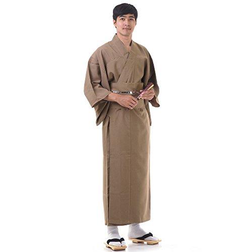 Japanischer Herren Yukata 100% Baumwolle