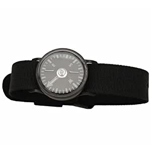 Cammenga Tritium Wrist Compass w/Black Wrist Band - J582T by Cammenga