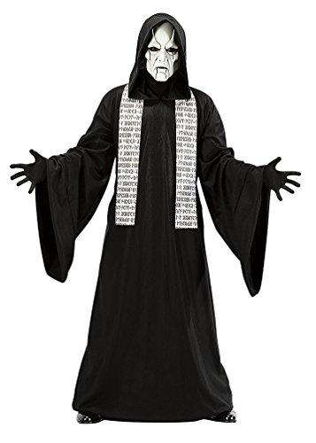 Karneval-Klamotten Henker Kostüm Herren-Kostüm Sensenmann Kostüm Einheitsgröße