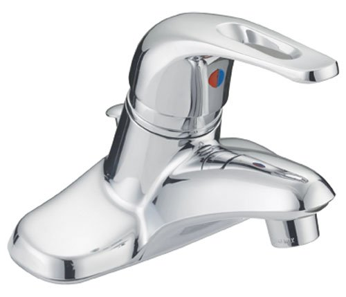 EZ-FLO 10089LF Single Handle Lavatory Washerless Faucet by EZ-Flo