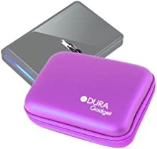 Funda Para El Disco Duro Externo Buffalo MiniStation 500GB (HD-PC500) & 1TB (HD-PC1T) De DURAGADGET