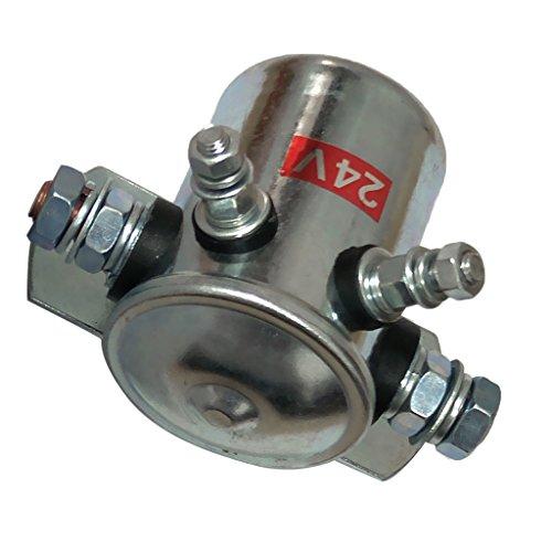 non-brand MagiDeal 1 x 120 Ampere Starterrelais Motorrad-Anlasser Magnetventil Magnetspulen-Relais (Offene Normalerweise Magnetventil)