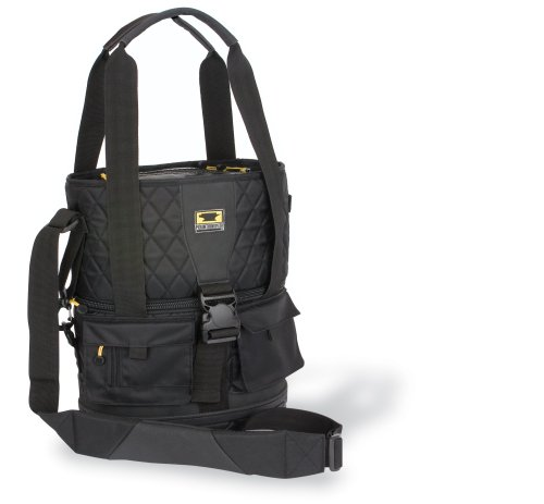 mountainsmith-zip-top-per-fotocamera-tote-taglia-xs-nero