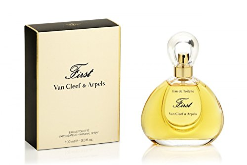 Van Cleef&Arpels First Eau de Toilette, Uomo, 100 ml