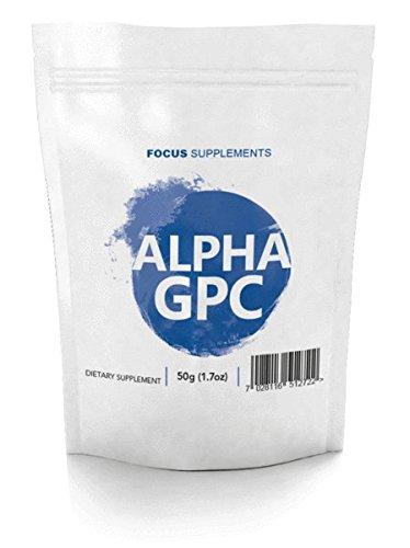 Alpha GPC 99% - 50g Polvere