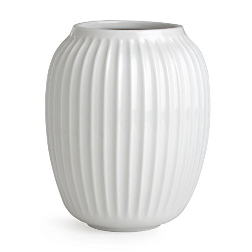 Vase Zeichnet sich durch UV- und Frostbeständigkeit aus