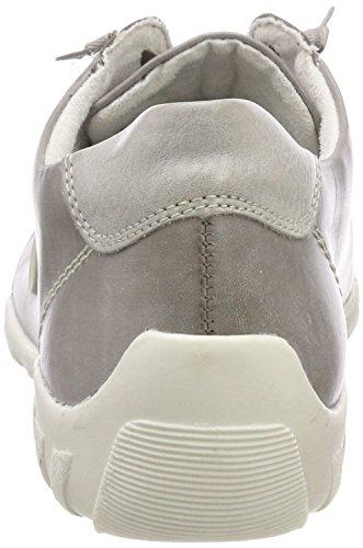 Remonte Damen R3445 Sneaker Grau (Ice/Basalt)
