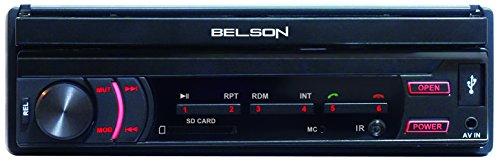 """Belson BELSTL-5705KML - Radio para coche con pantalla de 7"""", color negro"""