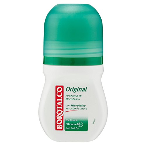 Borotalco Original Desodorante de Roll-On - 50 ml