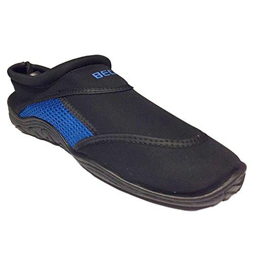Beco Surf und Badeschuhe Schuhe, blau/Schwarz, 40
