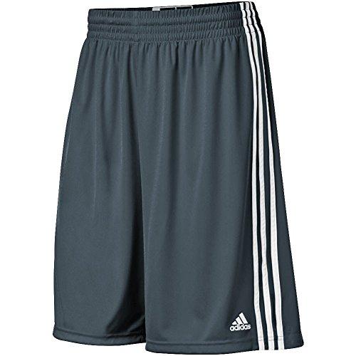 Adidas ClimaLite adulti pratica shorts Lead-White