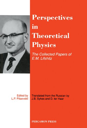 Perspectives in Theoretical Physics: The Collected Papers of E\M\Lifshitz (English Edition) por J. B. Sykes