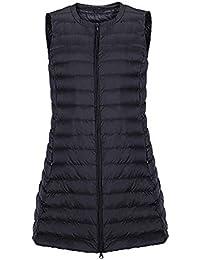 wholesale dealer 3636c 82e8b Amazon.it: Piumino Lungo - Gilet / Giacche e cappotti ...
