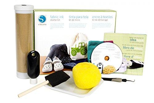 Schneideplotter Silhouette Portrait® Textilfarben Starter Set - 2
