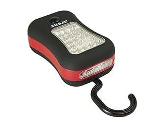 Arcas 30700019 Baladeuse LED Plastique Noir