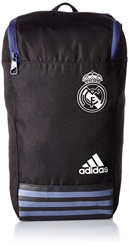 adidas Real Shoebag Schuhtasche Black/White 10 x 40 x 60 cm, 24 Liter