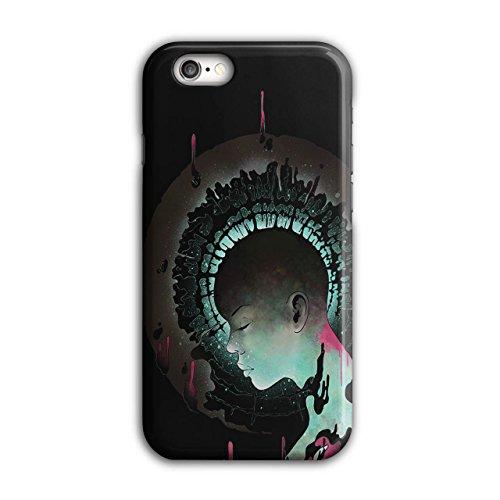 Kunst Mädchen Verstand Mode Einfach Leben iPhone 6 / 6S Hülle | Wellcoda