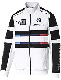 PUMA BMW Motorsport Street Herren Gewebte Jacke