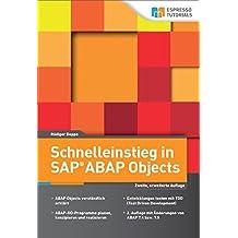 Schnelleinstieg in SAP ABAP Objects: 2. Auflage