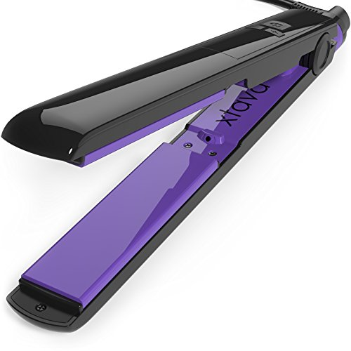xtava-goddess-flat-iron-with-ceramic-tourmaline-plates-and-lcd-display-aurora-rapid-heat-technology-