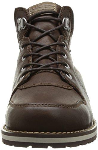 TBS Dayron, Boots homme Marron (Ebene/Stone)