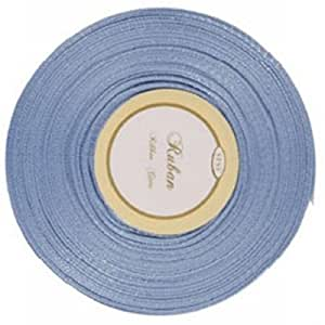 Satin ribbon 6mm x 25m, ideal for crafts, card making, weddings etc. Other colours availabe in our shop (Pale Blue/Baby Blue)