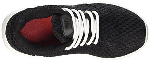 Le Temps des Cerises Lc Fly Mädchen Sneaker Schwarz - Schwarz (Black)