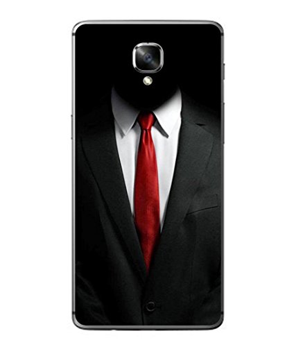 PrintVisa Designer Back Case Cover for One plus 3T (Suit shirt tie formal decent)  available at amazon for Rs.385