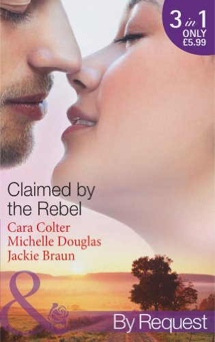 book cover of Claimed by the Rebel