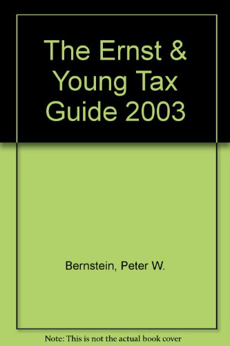 the-ernst-young-tax-guide-2003