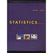 STATISTICS--ANNOTATED INSTRUCTOR'S EDITION (ELEVENTH EDITION)