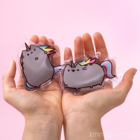 Thumbs Up Mujer Pusheen Calentadores Manos, Color
