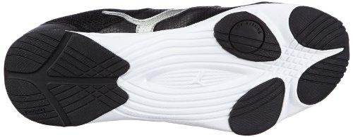 Puma W Flextrainer, Chaussures de fitness femme Noir (Black/Puma Silver)