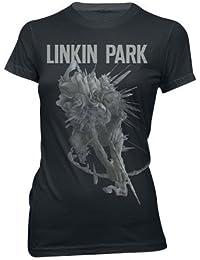 Linkin Park Bow Camiseta Negro