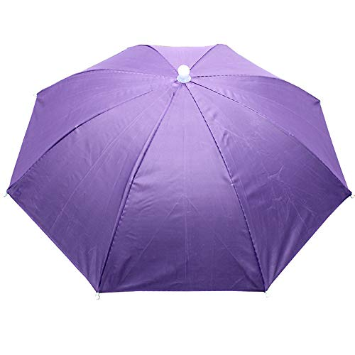 FANZHOU Sombrero Plegable Colorido Sombreros Paraguas