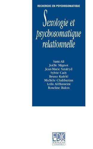 Sexologie et psychosomatique relationnelle par Mahmoud Sami-Ali
