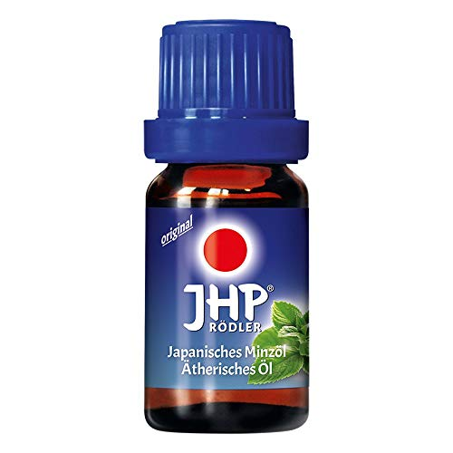 JHP Rödler Japanisches Minzöl, 10 ml ätherisches Öl