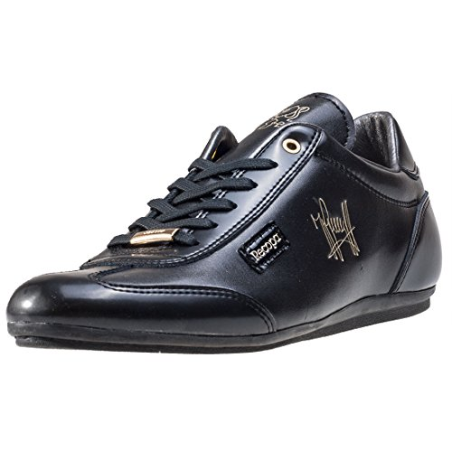 Uomo scarpa sportiva, color Nero , marca CRUYFF, modelo Uomo Scarpa Sportiva CRUYFF RECOPA CLASSIC Nero