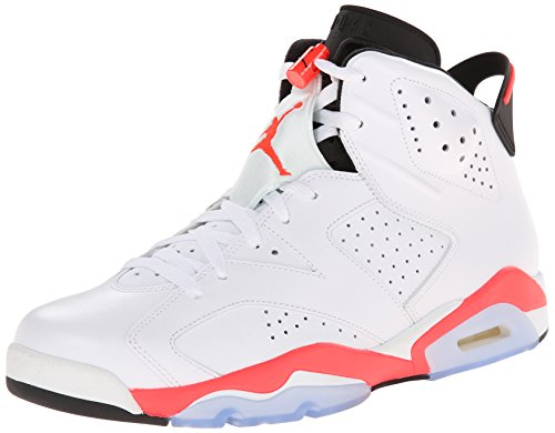 AIR JORDAN 6 RETRO 'INFRARED 2014' - 384664-123 - SIZE 11