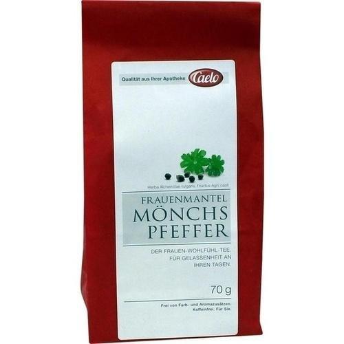 Frauenmantel Moenchspfeffer CAELO Tee HV Packung 70g 64
