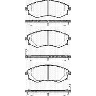 Triscan 8110 43003 Brake Pad Set, disc brake