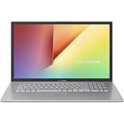 "Asus Vivobook S SM712DA-AU024T PC Portable 17"" (AMD R5, 8Go de RAM, 512Go SSD, Windows 10) Clavier AZERTY Français"