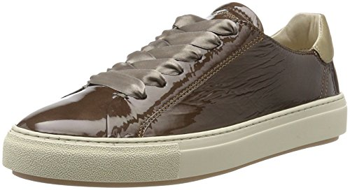 Marc O'Polo 70714053501400, Sneaker Donna Braun (Dark Taupe)