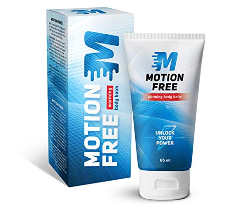 MOTION FREE WARMING BODY BALM- For Joint and Muscle pain- By Hendel's Garden- SOLD BY DORIVIT. - Original Salbe Tube