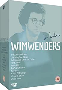 Wim Wenders Collection [DVD]
