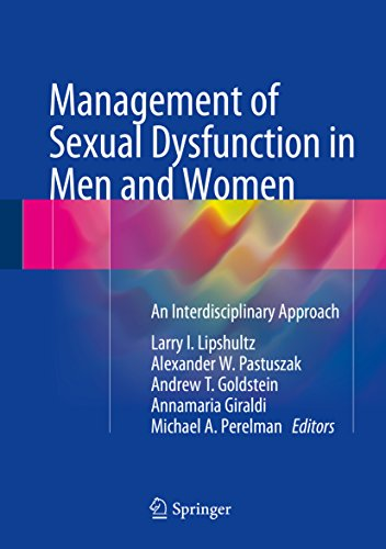 Management Of Sexual Dysfunction In Men And Women: An Interdisciplinary Approach por Larry I. Lipshultz epub